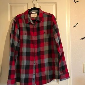 Flannel long sleeve shirt brand new